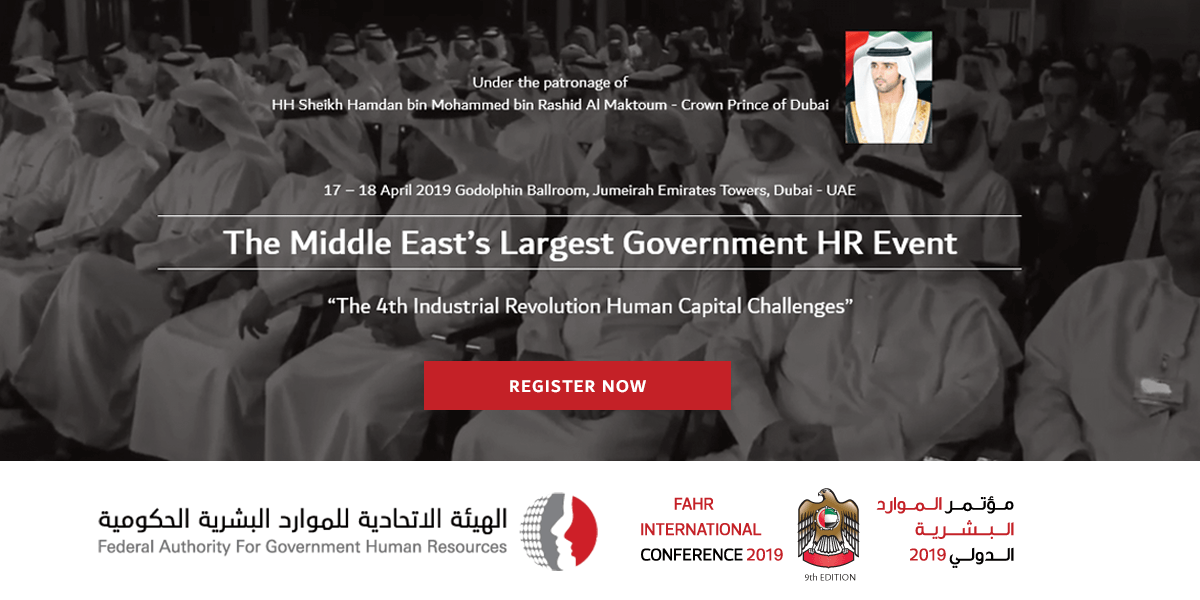 Middle East's Largest HR Conference - FAHR Conference