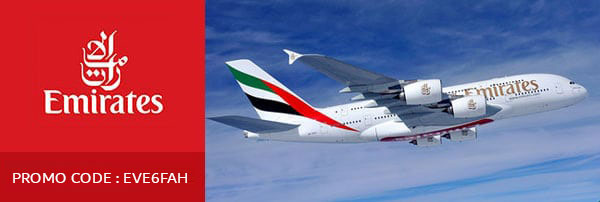 Emirates Discount Banner